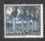 Sellos del Mundo : Europa : España : Edif 1985 - Claustro de San Francisco