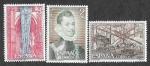 Sellos del Mundo : Europa : España : Edif 2055-2056-2057 - IV Centenario de la Batalla de Lepanto