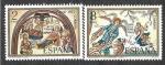 Sellos del Mundo : Europa : España : Edif 2115-2116 - Navidad