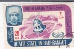 Sellos del Mundo : Asia : Arabia_Saudita : NAVE ESPACIAL