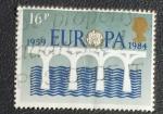 Sellos de Europa - Reino Unido -  Europa