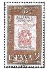 Sellos del Mundo : Europa : España : Edif 2076 - Año Internacional del Libro y la Lectura