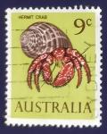 Sellos de Oceania - Australia -  Fauna acuatica