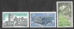 Sellos del Mundo : Europa : España : Edif 1946-1947-1948 - Monasterio de las Huelgas