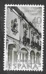 Sellos del Mundo : Europa : España : Edif 1996 - Forjadores de América. Mejico.