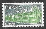 Sellos del Mundo : Europa : España : Edif 2007 - Monasterio de Santa María de Ripoll