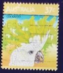Sellos del Mundo : Oceania : Australia :  Pajaros