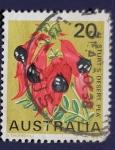 Sellos del Mundo : Oceania : Australia :  Flores