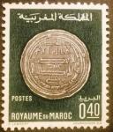 Sellos de Africa - Marruecos -  Monedas antiguas. Silver Dirham