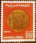 Sellos de Africa - Marruecos -  Monedas antiguas. Gold Dinar
