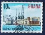 Sellos del Mundo : Africa : Ghana :  RESERVADO FRANCISCO DEL AMO