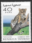 Sellos de Africa - Marruecos -  Fauna