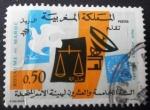 Sellos del Mundo : Africa : Marruecos : Aniversario de la O.N.U.