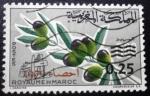 Sellos del Mundo : Africa : Marruecos : Censo.