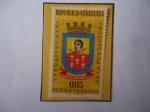 Sellos de America - Venezuela -  IV Centenario de la Fundación San Cristóbal (1561-1961) - Emblema.