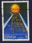 Sellos de Europa - España -  Edifil 2939
