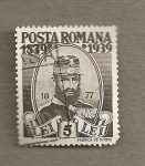 Sellos de Europa - Rumania -  Personaje militar