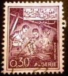 de Africa - Argelia -  Mecánicos