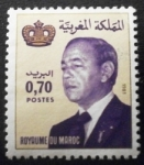 Sellos de Africa - Marruecos -  Rey Hassan II (1981-1999)