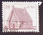 Sellos del Mundo : Europa : Irlanda : Edificaciones