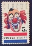 Sellos del Mundo : America : Estados_Unidos : El circo