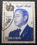 de Africa - Marruecos -  Rey Hassan II