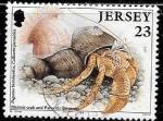Sellos de Europa - Isla de Jersey -  fauna