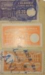 Sellos del Mundo : America : Colombia : Capitolio Nacional