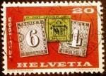 Sellos del Mundo : Europa : Suiza : Aniversario del sello
