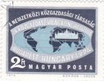 de Europa - Hungría -  MAPA MUNDIAL
