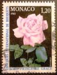 Sellos de Europa - Mónaco -  Concurso Internacional de Flores