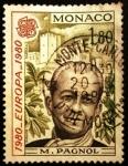 Sellos de Europa - Mónaco -  Marcel Pagnol
