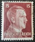 Sellos del Mundo : Europa : Alemania : Adolf Hitler. Canciller