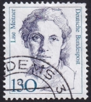Sellos del Mundo : Europa : Alemania : Lise Meitner