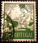 Sellos del Mundo : Europa : Portugal : Trajes Regionales