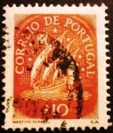 Sellos del Mundo : Europa : Portugal : Carabelas