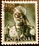 de Europa - Portugal -  Presidente Carmona