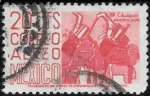 Sellos del Mundo : America : México : Chiapas