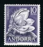 Sellos del Mundo : Europa : Andorra : Heleborus Coni