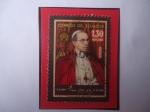 Sellos del Mundo : America : Ecuador : Papa Pio XII-Papa N°260 (1939-1958)- Aniv de su Muerte.