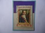 Sellos del Mundo : America : Ecuador : Alfredo Baquerizo Moreno (1859-1959)- Presidente del Ecuador entre 1916 al 1920 - Sello de 1,00 S/.