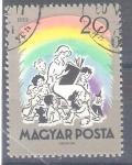 de Europa - Hungría -  fabulas Y1327