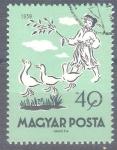 de Europa - Hungría -  fabulas Y1329