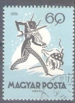 de Europa - Hungría -  fabulas Y1330