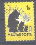 de Europa - Hungría -  fabulas Y1331