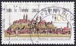 Sellos de Europa - Alemania -  1000 años derecho de mercado Freising