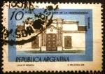 Sellos de America - Argentina -  Arquitectura. Casa de la Independencia, Tucumán