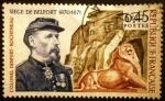 Sellos de Europa - Francia -  Coronel Denfert-Rochereau