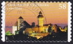 Sellos de Europa - Alemania -  Kaiserburg, Nuremberg
