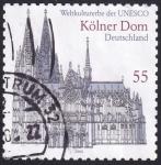 Sellos del Mundo : Europa : Alemania : Catedral Colonia
